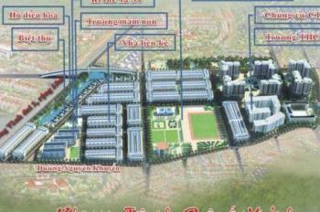 Cần bán lô đất khu đô thị Nam Vĩnh Hải sạch đẹp, DT 100m2, LH 0911383040