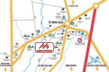 Bán đất nền Đồng Phú, Bình Phước, sổ riêng, giá đầu tư