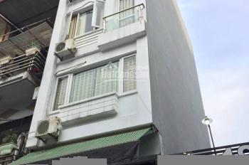 Hot, cho thuê nhà phố Giang Văn Minh, dt: 60m2 x 4t, mt: 4,5m, giá thuê 25 tr/th. LH: 0903215466