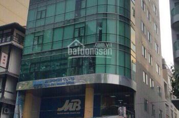 Chính chủ bán gấp tòa nhà 10 lầu số 35b - 35c đường 3 Tháng 2, DT: 8,08x20m, HĐT 300tr/th giá 95 tỷ