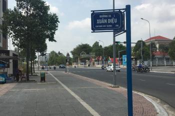 Bán đất 2 mặt tiền đường Xuân Diệu phường Long Tâm, TP Bà RịA. DT: 90m2, giá: 2 tỷ hướng TB & ĐB