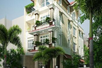 Cho thuê biệt thự Kiều Đàm phường Tân Hưng Quận 7, DT 11x14m 1 trệt 2 lầu nội thất cao cấp giá 30tr