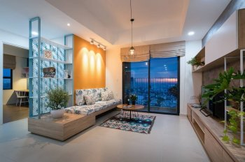 Bán nhà phố 1 trệt 2 lầu sân thượng hiện đại cực đẹp giá rẻ - LH 0797979830
