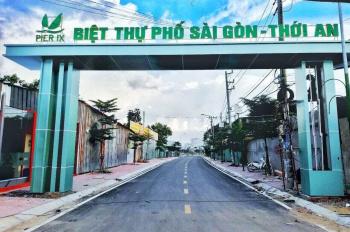 Chính chủ bán nhà phố dự án PIER IX tại Đường Quốc lộ 1A, Quận 12, Hồ Chí Minh