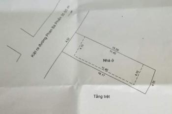 Bán nhà cấp 4 kiệt 6m đường Phan Bá Phiến, Sơn Trà Lh 0779503904