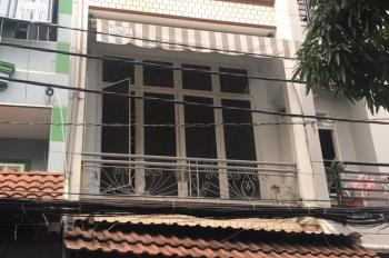 Chính chủ bán hoặc cho thuê nhà mặt tiền đường Nghĩa Phát, phường 6, quận Tân Bình