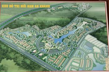 Chính chủ cần bán đất dự án Nam An Khánh Hoài Đức Hà Nội, giá 20 triệu/m2. ĐT: 0904126346