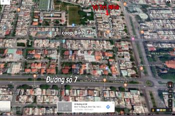 Trí BĐS, nhà số 69 đường Số 28 KDC Tên Lửa, Bình Tân. Ngay Coop Bình Tân, 4.5x20m, 3 lầu, 9 PN