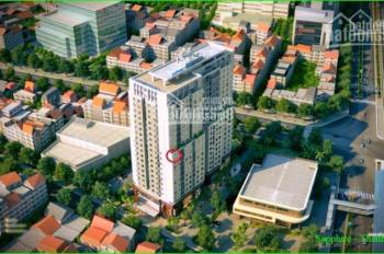 Bán gấp, cắt lỗ sâu căn góc 107m2 tầng trung chung cư Sapphire Palace, Chính Kinh. LH: 0962038311
