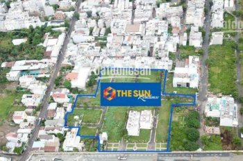 Đất nền đã có sổ The Sun Residence - Nhà Bè,chỉ 559̀tr/nền, ngân hàng cho vay 70%, LH: 0933241922