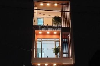 Bán nhà Quận 9, giá rẻ mới 100%, 1 trệt 2 lầu, đường 8, Lò Lu, sau khu đô thị Đông Tăng Long