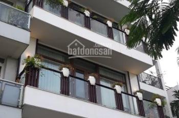 Nhà đẹp, thang máy, lô góc, mặt hồ Quảng An, 60m2 x 5 tầng, mặt tiền 10m, giá 25 tỷ. LH: 0936274786