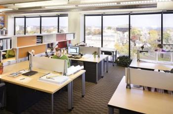 Cho thuê văn phòng chuyên nghiệp hạng B phố Dương Đình Nghệ 150m2, giá thuê 37 tr/th. LH 0982370458