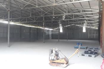 Kho Xưởng 8x19m, 152m2 Đường Lê Trọng Tấn, Tân Phú cao thoáng vuông vức Giá 14 triệu LH 0918709119