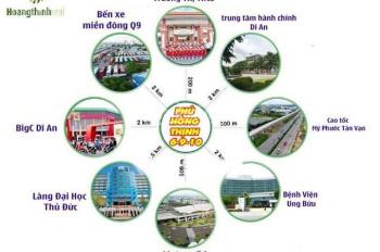 Mở bán đất nền nhà phố gần bến xe Miền Đông mới - SHR - CCCN ngay LH: 0902.567.455 CĐT