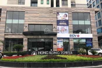 Phòng kinh doanh CĐT mở bán đợt cuối CH CC Hong Kong Tower DT 41m2 - 58m2 - 74m2 0965.444.528