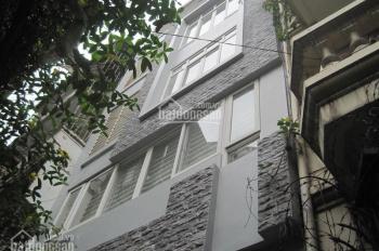Cho thuê nhà riêng 4 tầng tiện nghi phố Vũ Thạnh, Giảng Võ