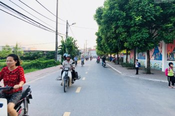 Bán đất Cửu Việt 1, Trâu Quỳ, Gia Lâm, Hà Nội, DT 114m2, LH 0987498004