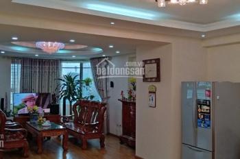 Bán căn hộ 126m2, rộng nhất ct5 Xala.Nội thất đầy đủ. 3 ngủ.Giá cực tốt.Lh:0967766892