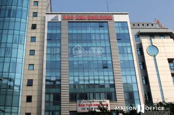 Cho thuê văn phòng giá rẻ khu vực Hà Nội, DT từ 20m2,30m2,... 50m2, 60m2, 100m2. Giá từ 3tr/th