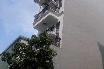 Bán nhà 1 trệt 3 lầu mới đường 1/ Phạm Văn Chiêu p9 Gò Vấp DT 204m2 giá 6,5 tỷ LH 0976839754