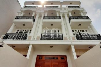Chính chủ bán nhà 1 trệt 3 lầu 4,3x20m sân xe hơi 7 chỗ gần Giga Mall Hiệp Bình Chánh