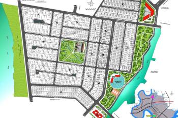 Bán đất Thủ Thiêm Villa - Quận 2: 0933879798
