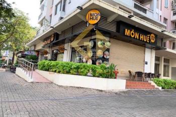 Cho thuê shop mặt bằng góc 2 mặt tiền Hà Huy Tập, Phú Mỹ Hưng, quận 7. LH: 00989604920