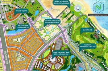 Chính chủ kẹt tiền cần bán ODV08-17 dự án Nhơn Hội New City, giá bán 2.75 tỷ. LH ngay 0909889485