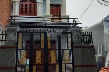 Bán nhà sổ riêng 1 trệt, 1 lầu mới xây thuộc khu vực An Phú, DT 100m2, giá 1tỷ800, LH: 0973678626