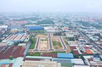 Bán đất nền dự án Thuận An Central Bình Dương, sổ hồng riêng, 1.7 tỷ/64m2, CK đến 80 triệu