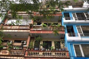 Cho thuê nhà mặt phố Hồ Đắc Di, DT 70m2, 4 tầng, LH 0914.477.234