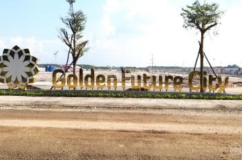 Đất nền giá rẻ KCN Bàu Bàng - Golden Future City - Kim Oanh Group nhận đặt chỗ, giá chỉ 610 triệu