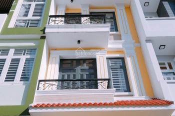 Bán nhà đẹp 5 x 17m, hẻm 8m, nội thất cao cấp, Tô Ký - P. Tân Chánh Hiệp, gần Nguyễn Ảnh Thủ