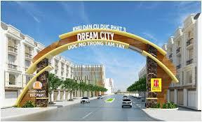Chính thức mở bán dự án khu dân cư Dream City huyện Bàu Bàng, tỉnh Bình Dương sát Quốc Lộ 13