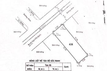Bán lô đất dự án tại Bình Chiểu, quận Thủ Đức, LH: 0908.133.447