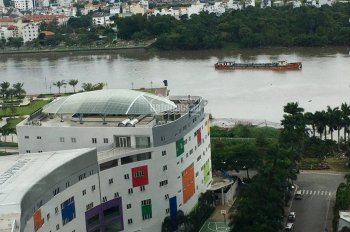 Chỉ với 4.3 tỷ sở hữu căn hộ Saigon Pearl 2PN 90m2 tầng cao tháp Topaz 1, view sông. LH 0933838233