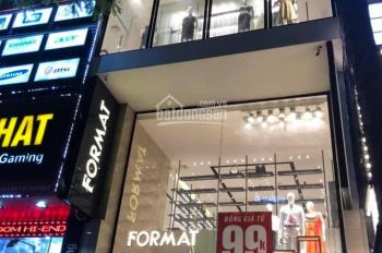 Bán nhà mặt phố Phan Kế Bính, ngay tòa nhà Lotte, 60m2, 5 tầng thang máy, mặt tiền 7m, giá 14,8 tỷ