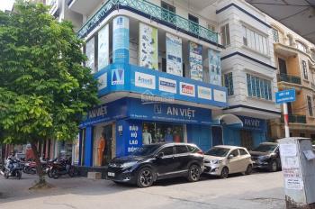 Cho thuê mặt phố Nguyễn Xiển lô góc 2 mặt tiền. DT 80m2, MT 6m, 4T, giá 40tr/th, kinh doanh tốt