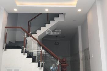 Chính chủ bán nhà đường Nguyễn Ngọc Nhựt, 4x12m, 1 trệt 2 lầu ST nhà mới hình thật 100% giá 5.7 tỷ