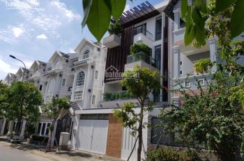 Cần tiền bán gấp biệt thự đường 12m khu nhà giàu cực Vip gần Phú Mỹ Hưng. LH 0969.123.088