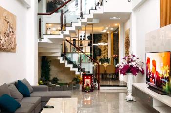 Bán 7 căn nhà phố mặt tiền quận 12, liền kề Gò Vấp, tiện ở lợi kinh doanh mọi ngành nghề
