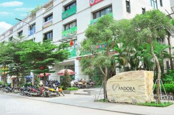 Cho thuê nhà làm văn khu đô thị Pandora, 53 Triều Khúc 5 tầng, diện tích 147m2, giá thuê 45tr/tháng