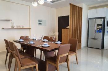 Cho thuê căn hộ Riverpark Premier 123m2 nhà mới nội thất cao cấp, giá chỉ 44tr/tháng. LH 0901492315