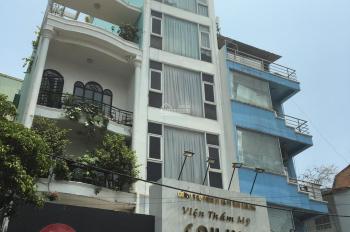 Bán KS MT ngay góc đường Nguyễn Thị Minh Khai với Lương Hữu Khánh, Q.1, 6x24m, hầm 7 lầu, giá 51 tỷ