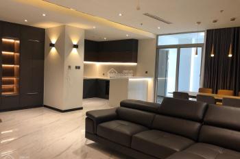 Penthouse diện tích 180m2 cho thuê tại Vinhomes Central Park - Layout đẹp, NT cao cấp. 0909796766
