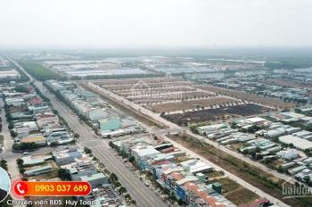 Cần bán đất mặt tiền Quốc Lộ 13, Bến Cát, giá bán: 10 triệu/m2. LH: 090.303.7689