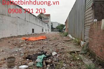 Bán đất mặt tiền đường DT743 phường An Phú - Thị xã Thuận An - Bình Dương. 500m2, giá 15 tỷ