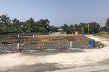 20tr/m2 cần bán lô đất mặt tiền đường Nguyễn Đình Kiên - Xã Tân Nhựt - Bình Chánh LH: 08.99.62.1111