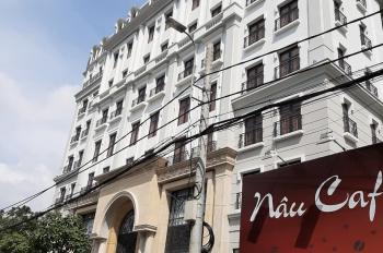 Bán nhà MT Nguyễn Duy Hiệu, P. Thảo Điền, Quận 2. DT: 18mx30m 1 Hầm 8T Giá 68 tỷ